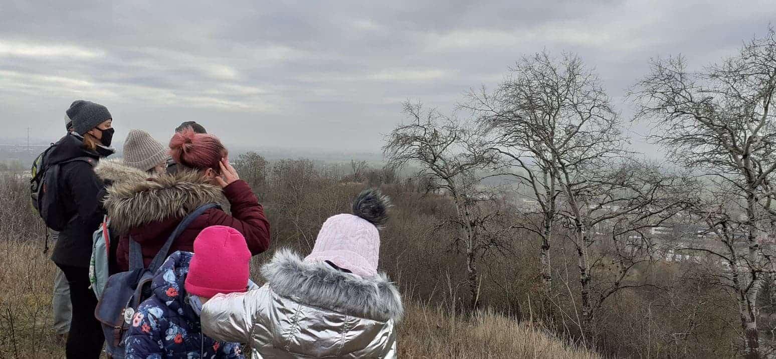 Wycieczka z elementami gry terenowej po Gorzowie dla podopiecznych świetlicy Jaskółka