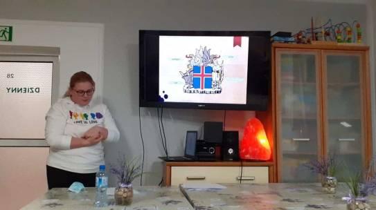 Jaskółki odkrywają świat – Islandia