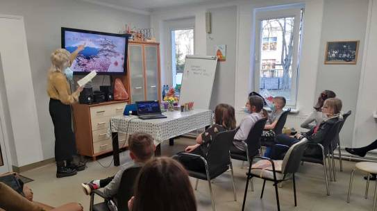 Jaskółki w podróży (wirtualnej) do Japonii
