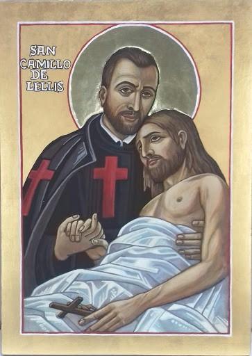 Życzenia w dniu św. Kamila