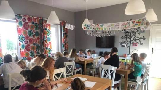 Jaskółki – warsztaty psychologiczne i kulinarne