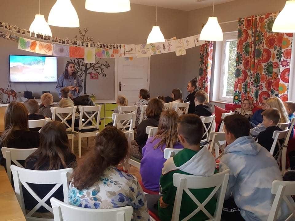 Jaskółkowe warsztaty kulinarne i wirtualna podróż do Bułgarii
